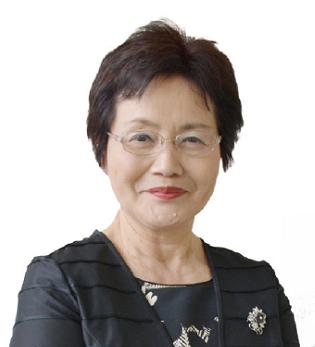 加藤菊江スクール長